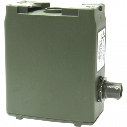 BATTERY ELIMINATOR FOR AN/PRC-152 RADIO - ABP-DCBE-1
