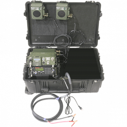 2 TRANSCEIVERS INTEGRATED CASE - ABP-ITPC-42