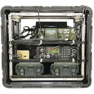 Integrated Combi Transceivers Communication Case - ABP-ITCC-100C