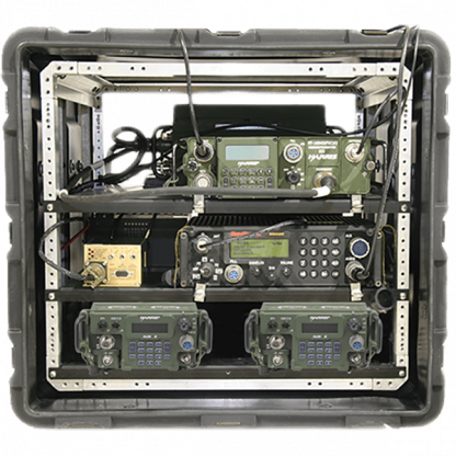 Integrated Combi Transceivers Communication Case - ABP-ITCC-100C
